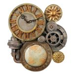 Steampunk Wall Clocks